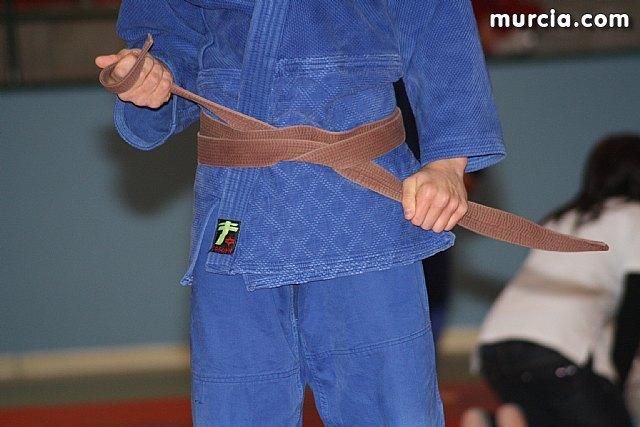 Más de 300 deportistas compiten mañana en el VI Torneo Internacional de Judo Supercopa de España cadete, Foto 1