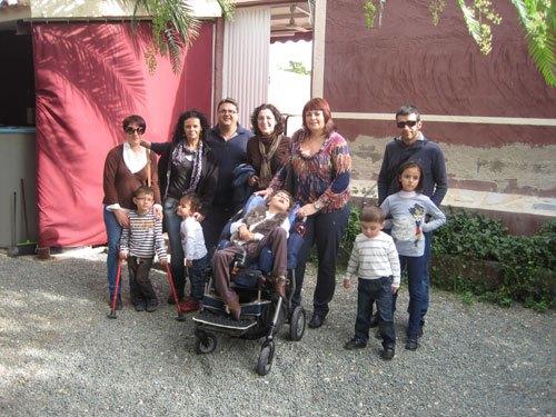 D'Genes participa en la jornada de puertas abiertas de Asociación Murciana de Terapias Ecuestres (AMTE), Foto 1