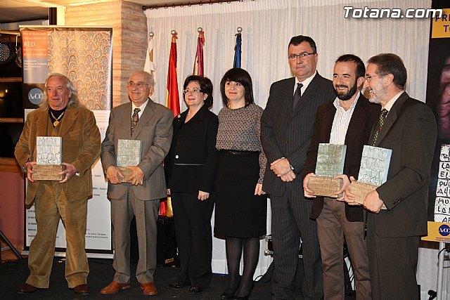 Los Premios Nacionales de Cerámica distinguen en Totana a los mejores embajadores del sector, Foto 1