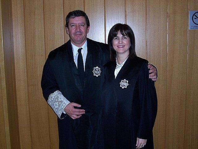 Juran el cargo dos Secretarios Judiciales titulares del Palacio de Justicia de Totana, Foto 4