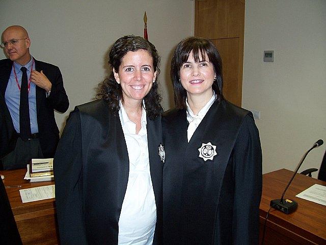 Juran el cargo dos Secretarios Judiciales titulares del Palacio de Justicia de Totana, Foto 1