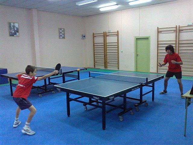 Tenis de mesa. 2ª nacional, Foto 1