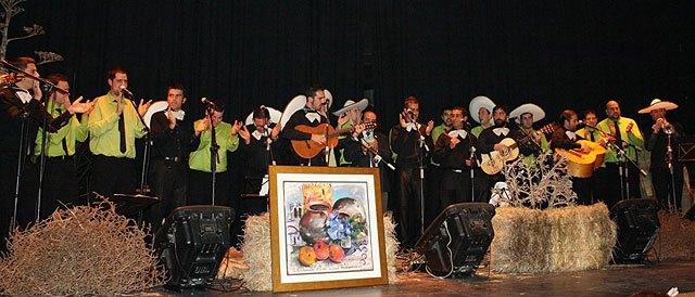 El Grupo Fanfarriachis de Aledo presentó su primer CD, en un concierto a beneficio de la AECC, Foto 1