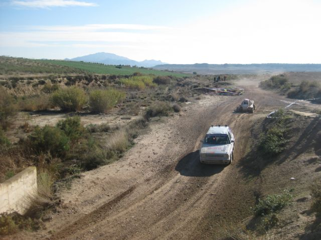 Totana acoge el II Rallysprint de Tierra dentro de las fiestas de Santa Eulalia, Foto 3