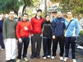 Atletas del CAT Totana participaron en la XXII Media Maratón de Cieza