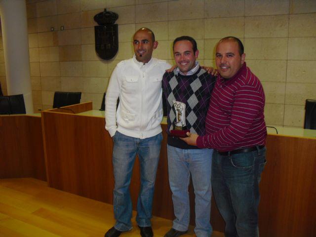 Ocho parejas participaron en el I Torneo de Frontenis Fiestas de Santa Eulalia, Foto 1