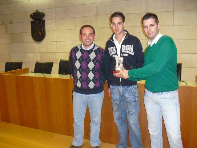 Ocho parejas participaron en el I Torneo de Frontenis Fiestas de Santa Eulalia, Foto 2