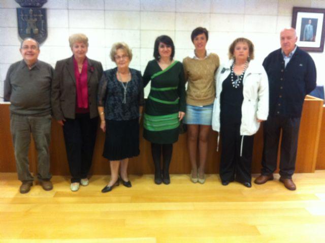 Toman posesión los representantes del Centro Municipal de Personas Mayores en el Consejo de Dirección del Centro Municipal de la Balsa Vieja, Foto 1