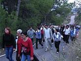 La Caminata Popular se celebrará este domingo, día 11