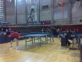 Tenis de mesa. Torneo nacional clasificatorio de Pinto