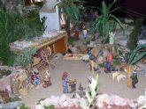 Gebas inicia los actos navideños con la inauguraci�n de su bel�n