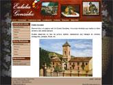 La pintora totanera Eulalia González estrena web