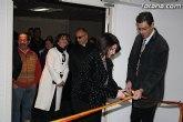 Autoridades municipales inauguran el Belén Municipal, formado por más de 400 figuras