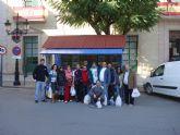 El Servicio de Apoyo Psicosocial muestra su solidaridad participando en la campaña solidaria de recogida de alimentos