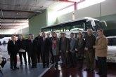 La Comunidad dona 28 vehículos del Parque Móvil para realizar prácticas de Formación Profesional en 17 IES de la Región