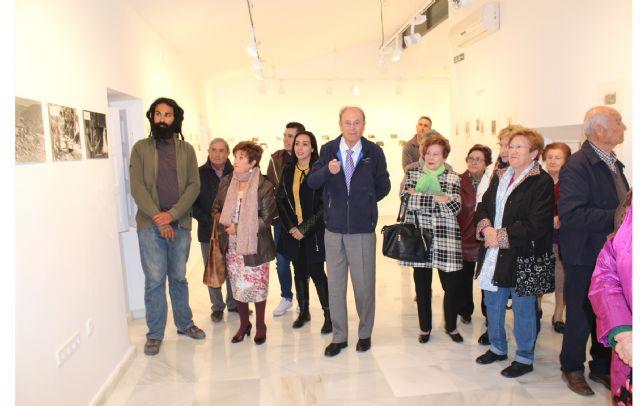 El cronista oficial de Puerto Lumbreras Juan Romera  inaugura su exposición de fotografías 'Ayer y hoy del Puerto' - 2, Foto 2
