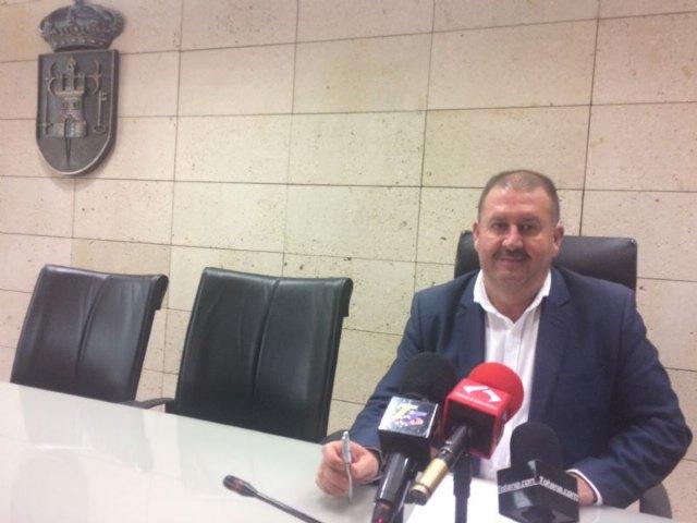 El alcalde hace un balance institucional de los más de 100 días de responsabilidad de gobierno de la gestión municipal al frente de la Alcaldía