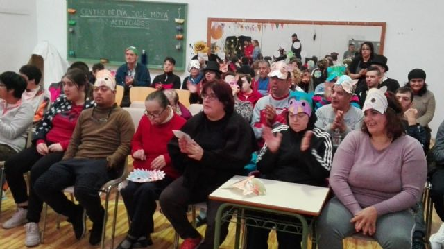 Los Centros de Día para la Discapacidad del Ayuntamiento organizan La Fiesta del Otoño como culminación a un trabajo de varias semanas - 2, Foto 2