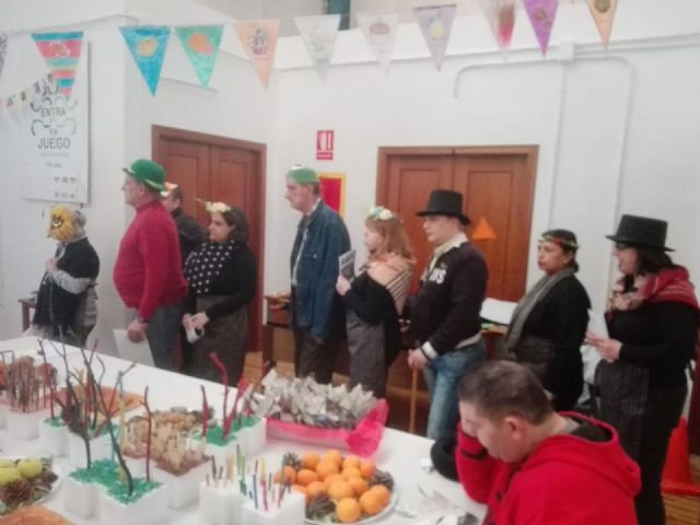 Los Centros de Día para la Discapacidad del Ayuntamiento organizan La Fiesta del Otoño como culminación a un trabajo de varias semanas - 5, Foto 5