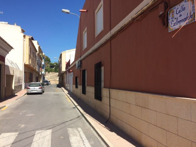 Works to improve the sewerage network in the alley of Valle del Guadalentín and Extremadura streets are awarded, Foto 2