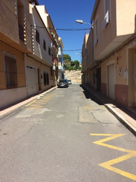Works to improve the sewerage network in the alley of Valle del Guadalentín and Extremadura streets are awarded, Foto 3