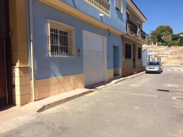 Works to improve the sewerage network in the alley of Valle del Guadalentín and Extremadura streets are awarded, Foto 4