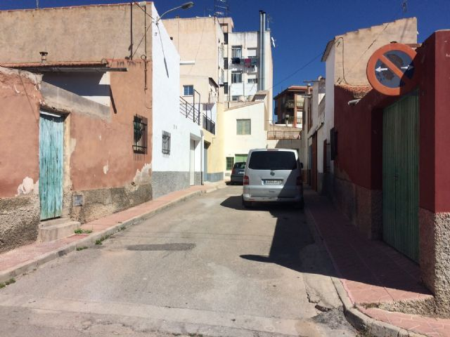 Works to improve the sewerage network in the alley of Valle del Guadalentín and Extremadura streets are awarded, Foto 5