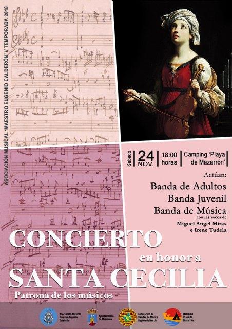 Concierto en honor a Santa Cecilia 2018, patrona de los músicos - 1, Foto 1