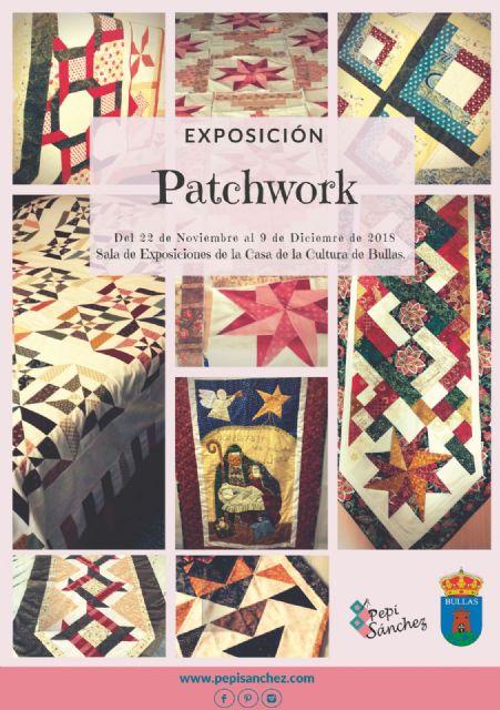 La Casa de Cultura acoge una exposición sobre Patchwork - 1, Foto 1