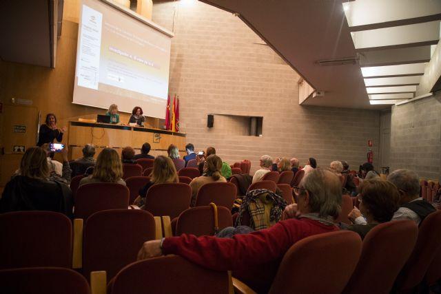 Celia Martínez Mora reivindica el papel de las mujeres en la ciencia y la investigación - 3, Foto 3
