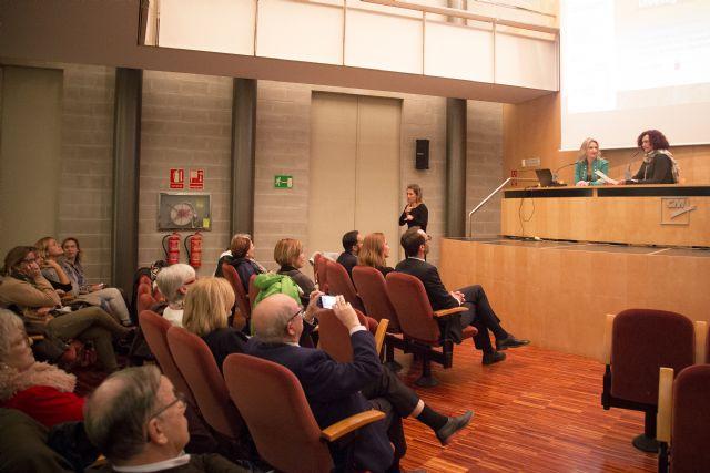 Celia Martínez Mora reivindica el papel de las mujeres en la ciencia y la investigación - 5, Foto 5