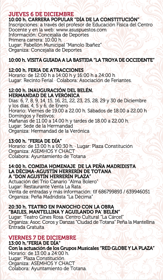 The program of the patron saint festivities of Santa Eulalia'2018, Foto 5