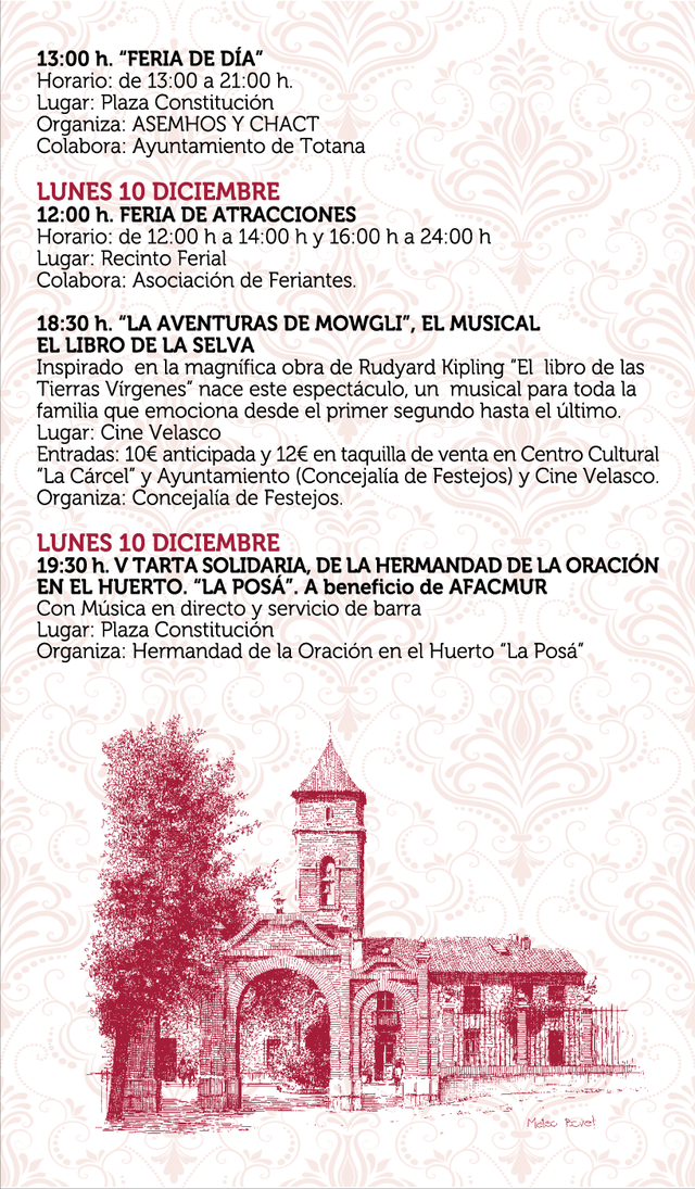 The program of the patron saint festivities of Santa Eulalia'2018, Foto 7