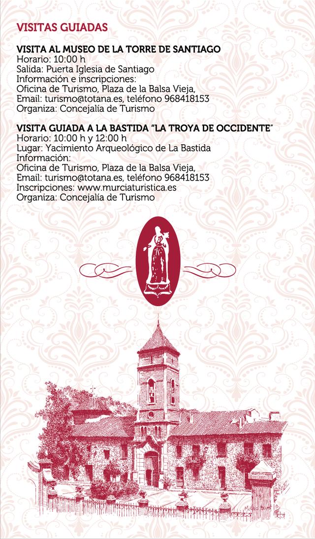 The program of the patron saint festivities of Santa Eulalia'2018, Foto 8