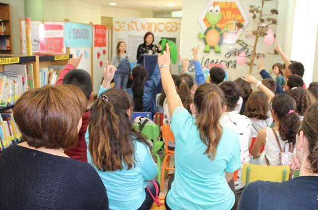 La Biblioteca de Puerto Lumbreras, seleccionada en el concurso nacional de animación a la lectura María Moliner - 1, Foto 1