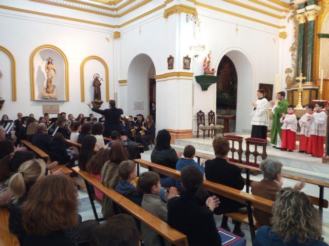 La Banda Municipal de Música celebró el día de Santa Cecilia, patrona de la Música - 1, Foto 1