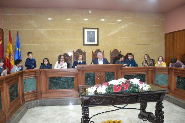 DÍA UNIVERSAL DE LA INFANCIA: Calasparra celebra el primer Pleno Infantil - 1, Foto 1