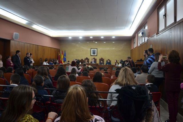 DÍA UNIVERSAL DE LA INFANCIA: Calasparra celebra el primer Pleno Infantil - 2, Foto 2