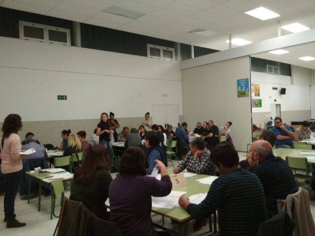 Los vecinos priorizan las 162 propuestas presentadas en la primera fase de Presupuestos Participativos 2019-2020, Foto 3