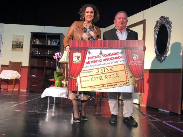 Éxito de público en el Festival Solidario de Teatro Aficionado en Torre Pacheco - 1, Foto 1