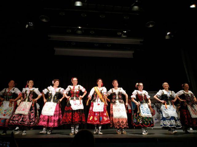 El Grupo de Coros y Danzas Virgen del Rosario de Torre Pacheco participó en el XVI Festival de Folclore Castellanos de Olid en Valladolid - 4, Foto 4