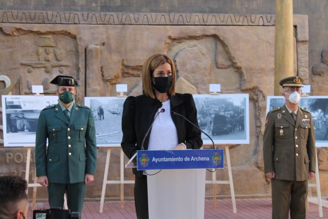 El Ayuntamiento de Archena rinde hoy con varios actos un homenaje a todas las víctimas de ETA - 1, Foto 1