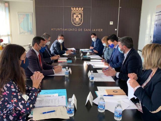 La Comunidad prevé adjudicar antes de final de año el nuevo modelo territorial que aumentará la protección del Mar Menor - 1, Foto 1