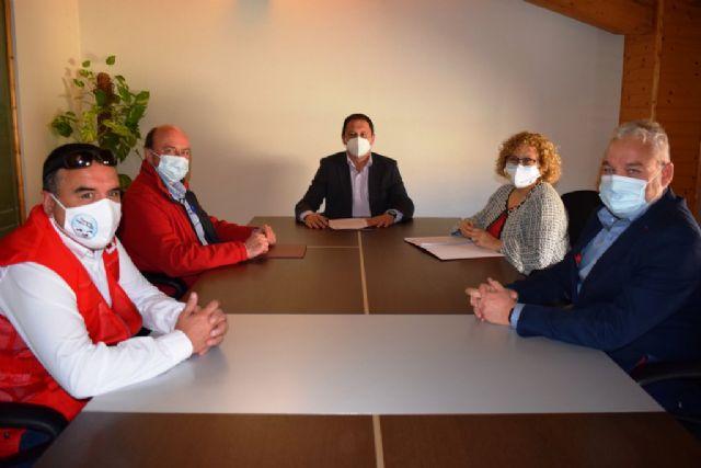 Cruz Roja Mazarrón seguirá prestando el servicio de transporte sanitario en el municipio el próximo año - 2, Foto 2