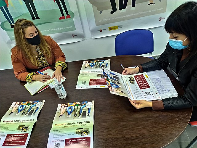 El Centro Municipal de Bienestar Social propone a las familias el curso telemático Prevenir desde pequeños - 1, Foto 1