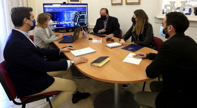La Comisión Europea cofinancia dos proyectos de la UCAM sobre economía circular e industria 4.0 - 1, Foto 1