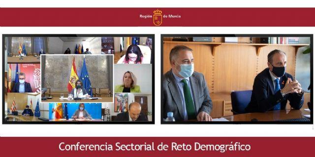 El Gobierno regional exige financiación y medidas concretas para la Estrategia Nacional frente al Reto Demográfico - 1, Foto 1
