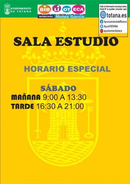 La Concejalía de Cultura pone en funcionamiento los sábados, la sala de estudio del Edificio Centro Sociocultural la Cárcel - 2, Foto 2
