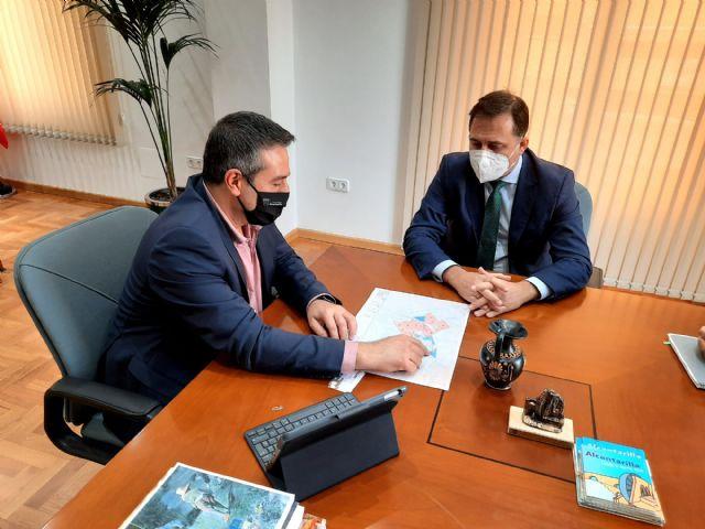 FRECOM y el Ayuntamiento de Alcantarilla acuerdan colaborar para ampliar el cinturón industrial del municipio - 1, Foto 1