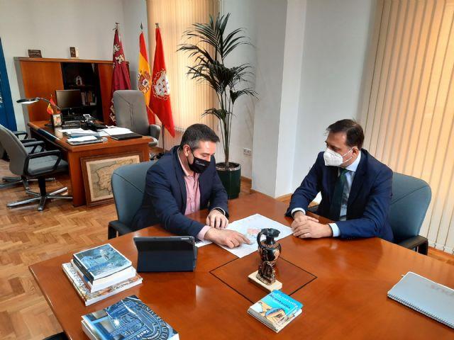 FRECOM y el Ayuntamiento de Alcantarilla acuerdan colaborar para ampliar el cinturón industrial del municipio - 2, Foto 2
